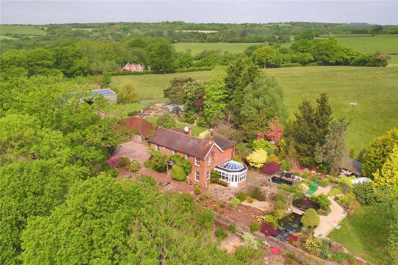 4 Bedrooms Detached House for sale in Churches Green, Dallington, Heathfield, East Sussex, TN21