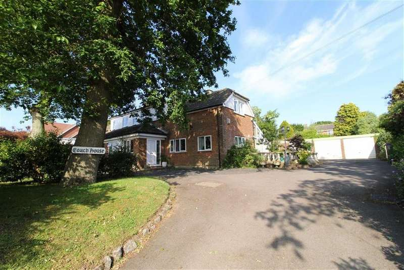 3 Bedrooms Detached House for sale in Silverhill Avenue, St Leonards-on-sea, East Sussex