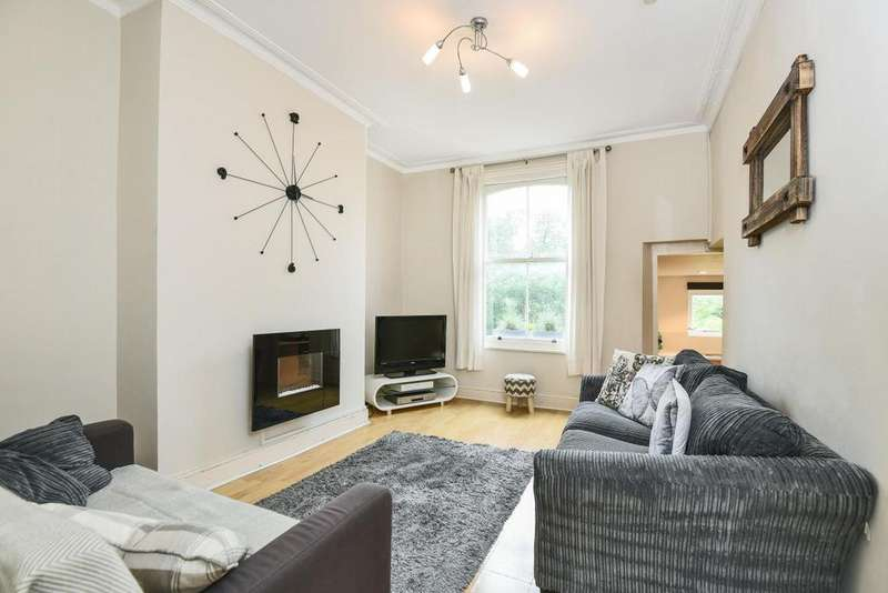 1 Bedroom Flat for sale in Sudbourne Road, Brixton