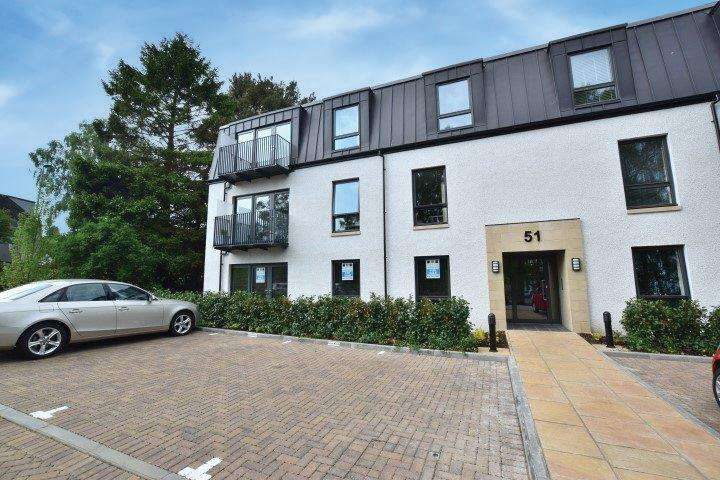 2 Bedrooms Flat for sale in Plot 1 Park Road, Milngavie, G62 6PJ