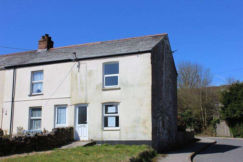 2 Bedrooms End Of Terrace House for sale in Tregarth, Penwithick