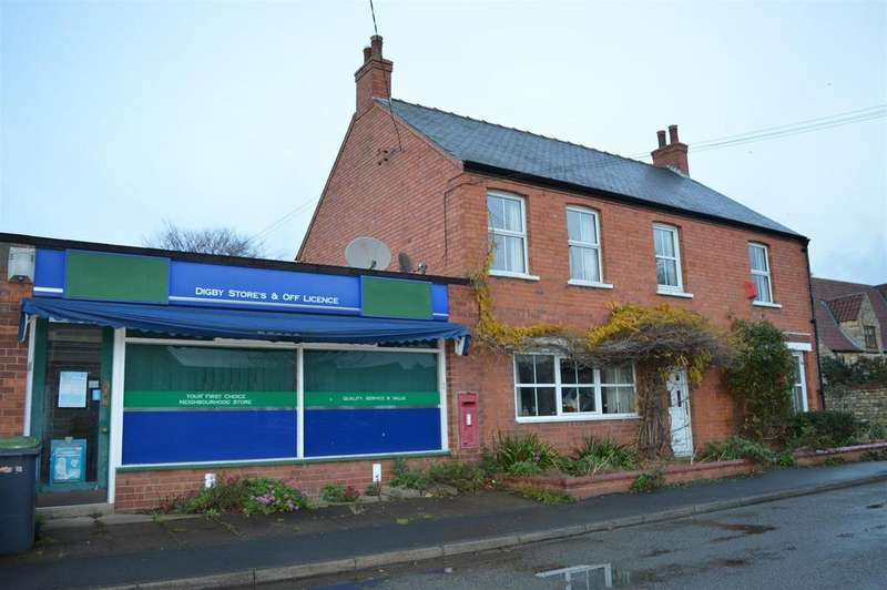 4 Bedrooms Detached House for sale in Beck Street, Digby, Lincoln