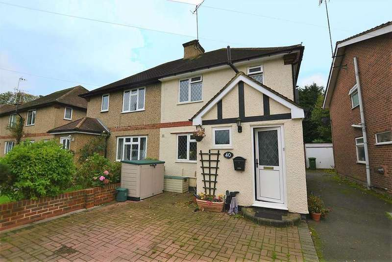 3 Bedrooms Semi Detached House for sale in Lowbell Lane, London Colney, St. Albans