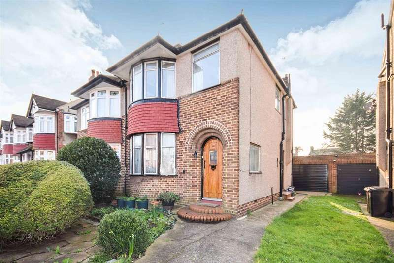 3 Bedrooms House for sale in Linkway, RAYNES PARK, SW20