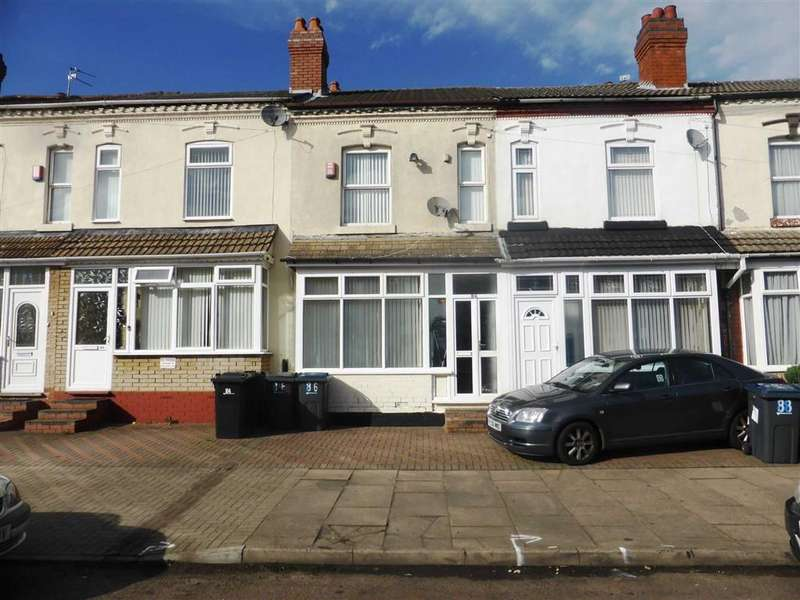 3 Bedrooms Terraced House for sale in Bankes Road, Birmingham