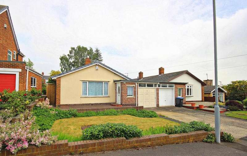 4 Bedrooms Detached Bungalow for sale in Orchard Gardens, Chester Le Street