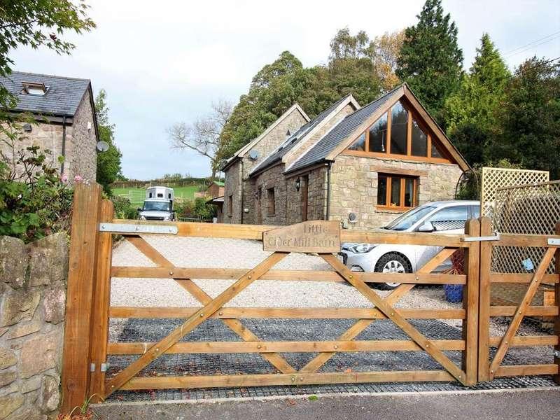 3 Bedrooms Detached House for sale in Little Cider Mill Barn, Tre-Herbert Road, Llandegfedd