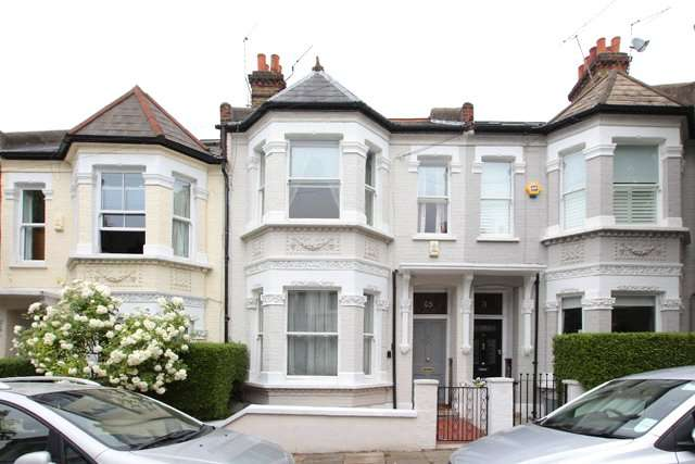4 Bedrooms Terraced House for sale in Bramfield Road, London, SW11