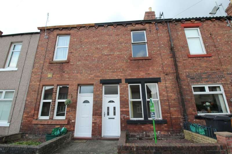 2 Bedrooms Property for sale in Priory Road, Carlisle, CA2