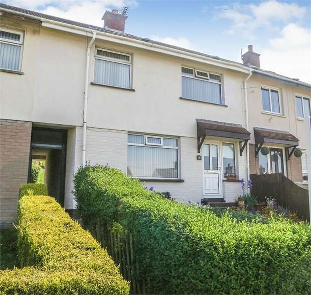4 Bedrooms Terraced House for sale in Ardmore Avenue, Newtownards, County Down