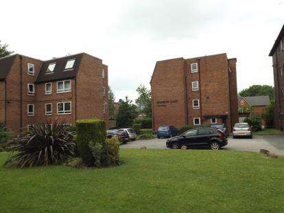 1 Bedroom Flat for sale in Brooklyn Court, Wilmslow Road, Withington, Manchester