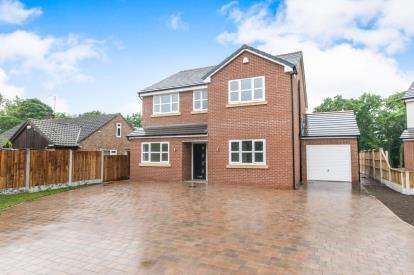 5 Bedrooms Detached House for sale in Brookhurst Road, Bromborough, Wirral, CH63