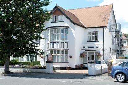 12 Bedrooms End Of Terrace House for sale in Trinity Avenue, Llandudno, Conwy, North Wales, LL30