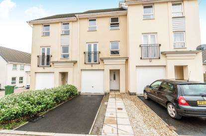 3 Bedrooms Terraced House for sale in Higher Compton, Plymouth, Devon
