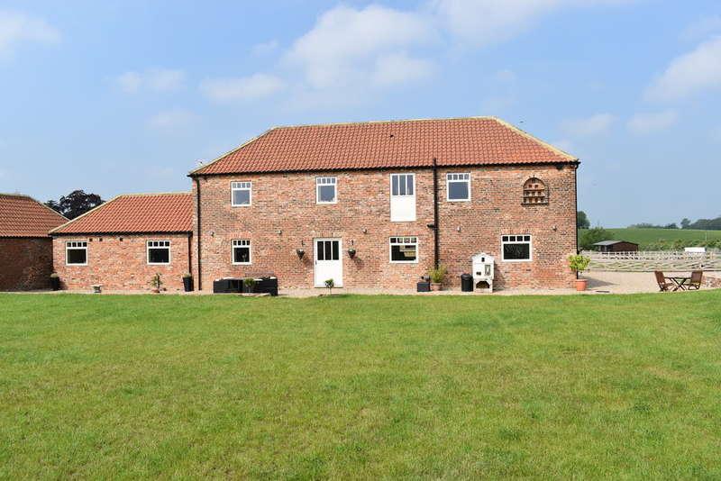 4 Bedrooms Unique Property for sale in Little Langton, Northallerton