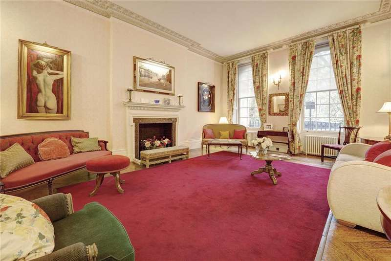 3 Bedrooms Flat for sale in Eaton Square, Belgravia, London, SW1W