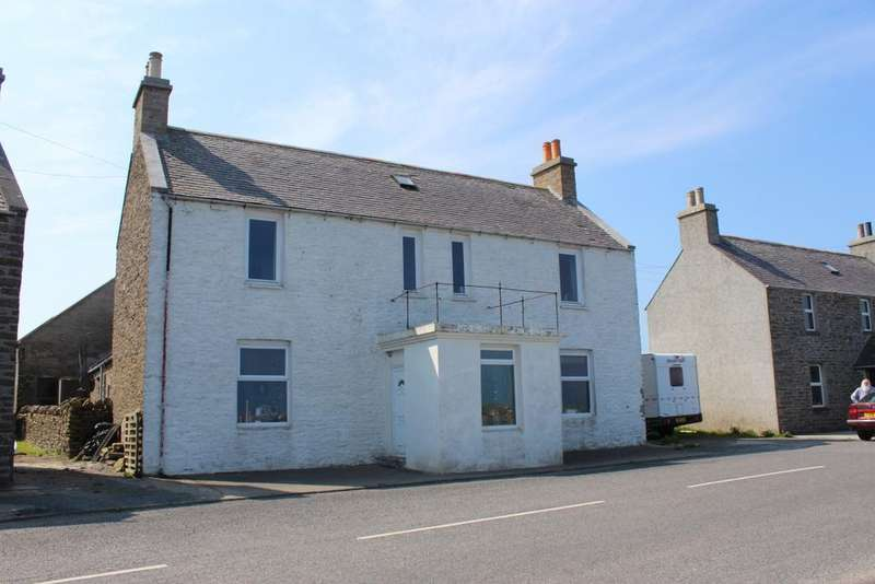 5 Bedrooms Detached House for sale in Whitehall, Stronsay, Orkney KW17