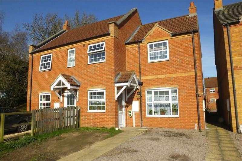 2 Bedrooms Semi Detached House for sale in Woodthorpe Avenue, Boston, Lincolnshire