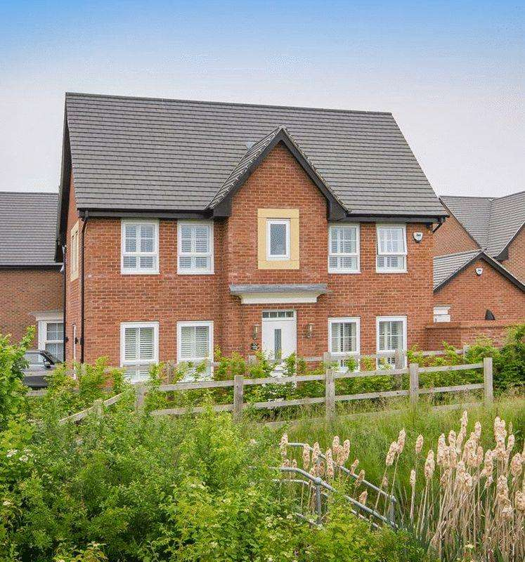 3 Bedrooms Detached House for sale in MALLOW CLOSE, STENSON FIELDS