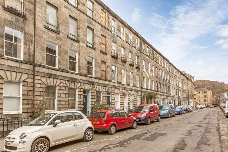 3 Bedrooms Flat for sale in 27/5 Montague Street, Newington, EH8 9QT