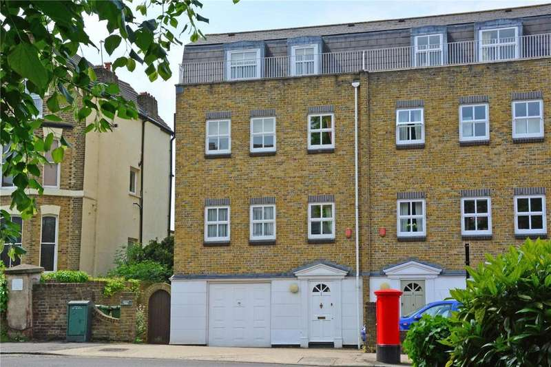 4 Bedrooms Town House for sale in Francis Mews, Burnt Ash Hill, Lee, London, SE12