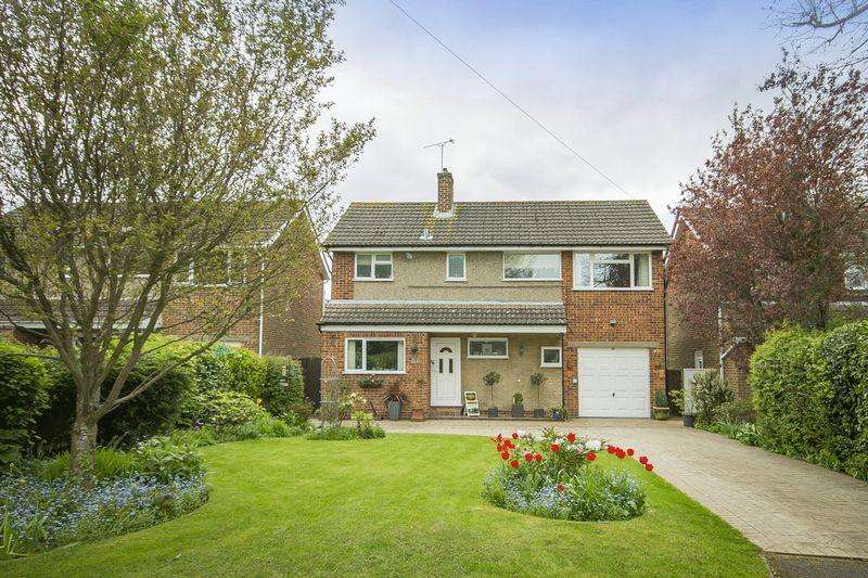 4 Bedrooms Detached House for sale in WILLINGTON ROAD, ETWALL