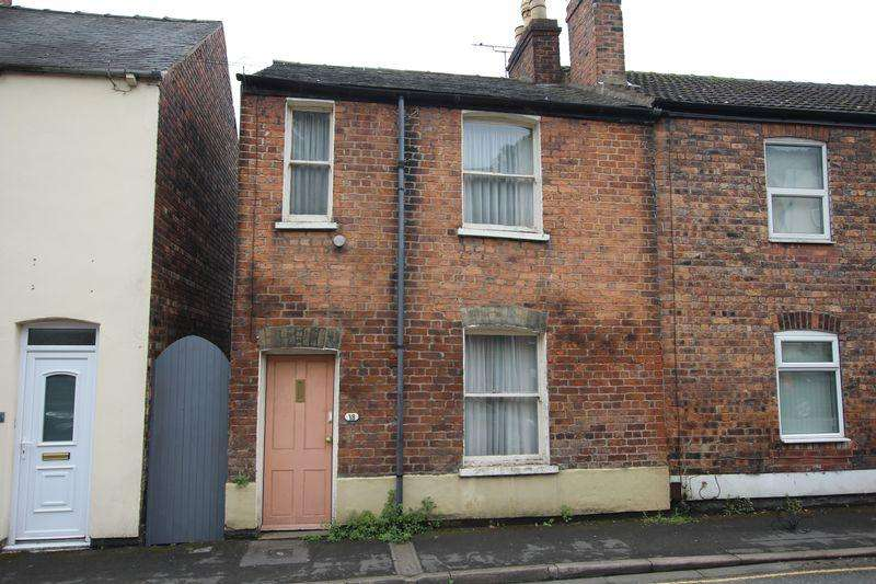 2 Bedrooms Terraced House for sale in 18 Alexandra Terrace, Lincoln