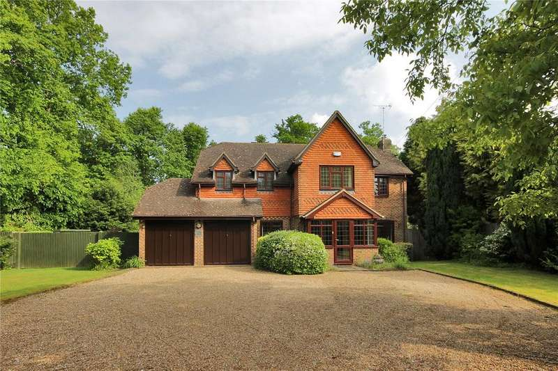 5 Bedrooms Detached House for sale in Burgh Hill, Etchingham, East Sussex, TN19