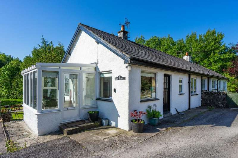 2 Bedrooms Semi Detached Bungalow for sale in Reston Mill Bungalow, Danes Road, Staveley, Kendal, LA8 9PR