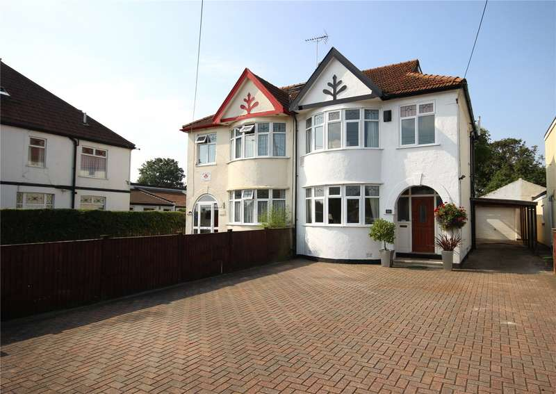 5 Bedrooms Semi Detached House for sale in Gloucester Road Patchway Bristol BS34