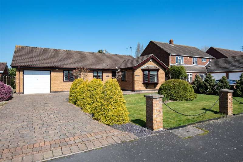 3 Bedrooms Bungalow for sale in Arcott Drive, Boston