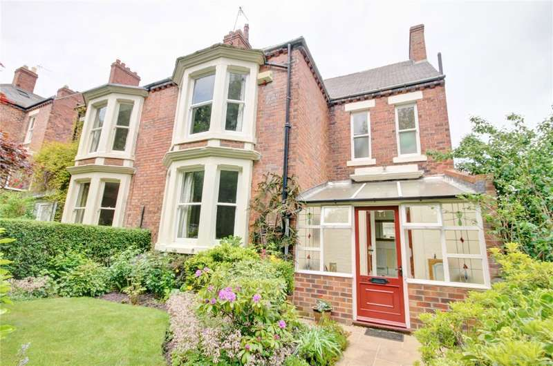 5 Bedrooms Semi Detached House for sale in Crossgate Peth, Durham City, DH1