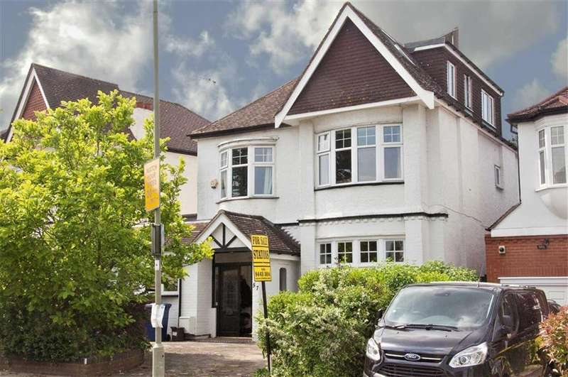 6 Bedrooms Detached House for sale in Chandos Avenue, Whetstone, London