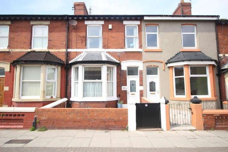 4 Bedrooms Terraced House for sale in Cocker Street, Blackpool