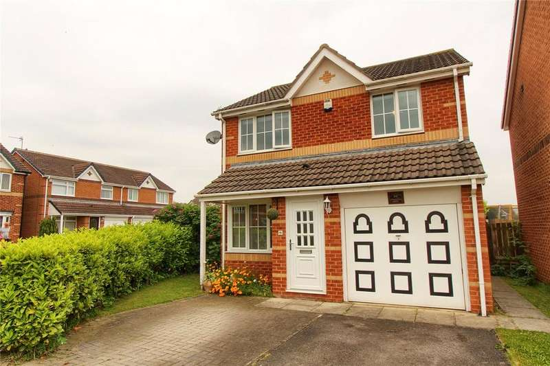 3 Bedrooms Detached House for sale in Wensleydale Grove, Ingleby Barwick