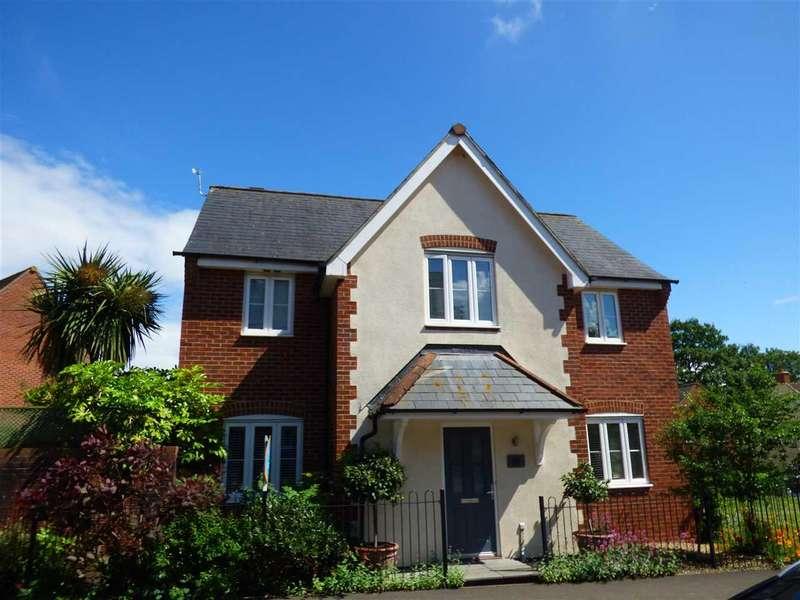 4 Bedrooms Semi Detached House for sale in Bigstone Meadow, Tutshill, Chepstow