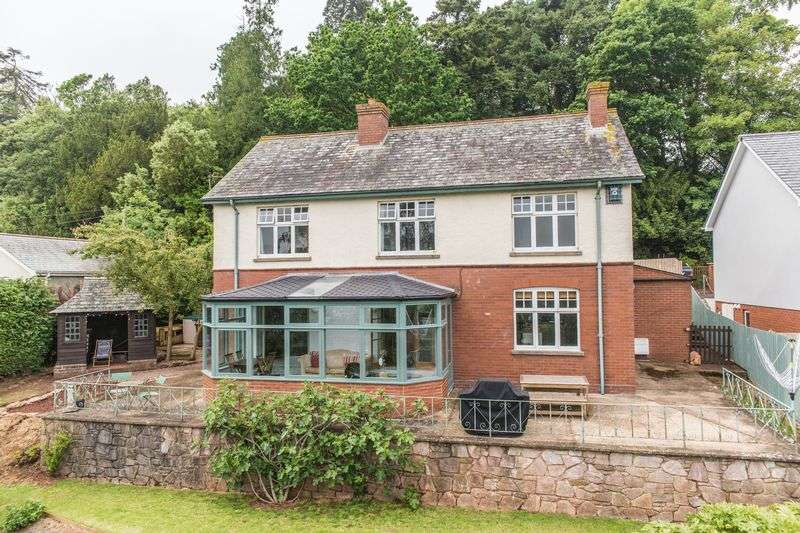 4 Bedrooms Property for sale in Old Tiverton Road, Crediton