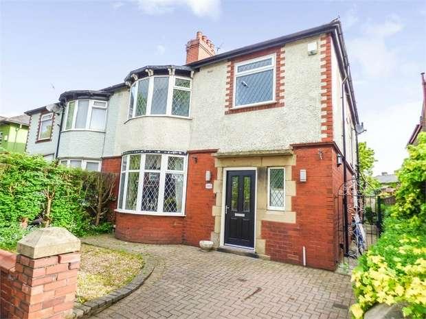 4 Bedrooms Semi Detached House for sale in Watling Street Road, Fulwood, Preston, Lancashire