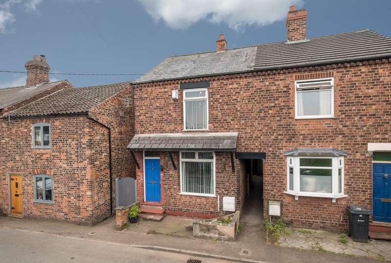 2 Bedrooms House for sale in 2 bedroom House Semi Detached in Weaverham
