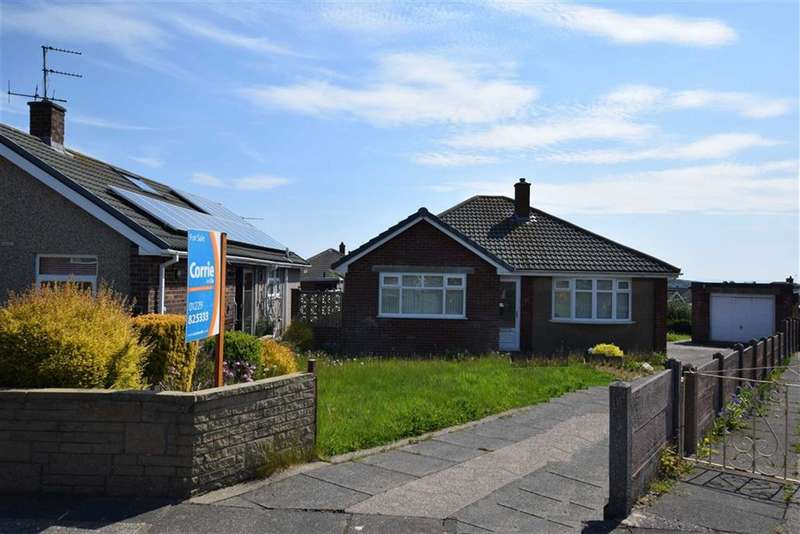 3 Bedrooms Detached Bungalow for sale in Skiddaw Gardens, Barrow-in-Furness, Cumbria