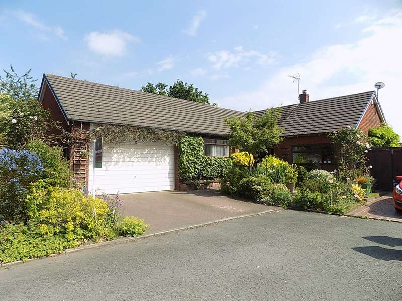 4 Bedrooms Detached Bungalow for sale in Sovereign Court, Birchwood, Warrington, WA3