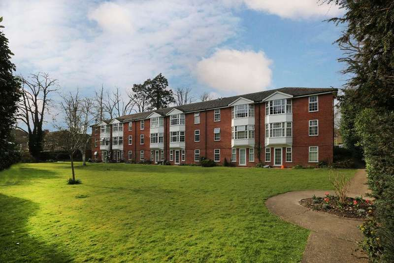 2 Bedrooms Flat for sale in Armadale Court, Westcote Road, Reading, RG30 2DF