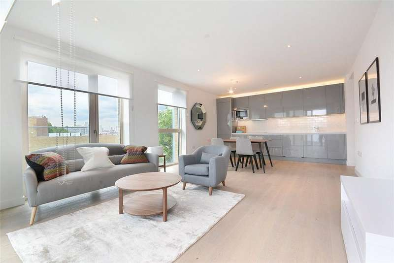 2 Bedrooms Flat for sale in Mansfield Point, Rodney Road, London, SE17