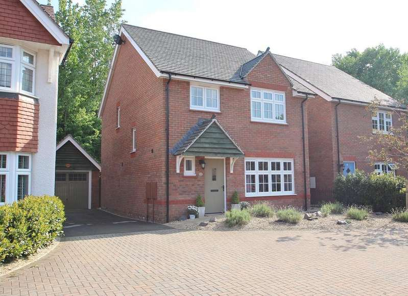 4 Bedrooms Detached House for sale in Norchard Gardens, Whitecroft, Lydney, GL15