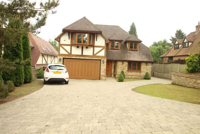 5 Bedrooms Detached House for sale in Norsted Lane, Pratts Bottom, BR6