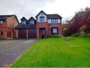 5 Bedrooms Detached House for sale in Staley Hall Crescent, Stalybridge, SK15 3DE