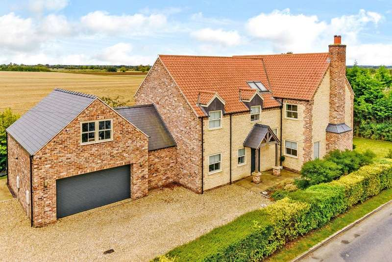 7 Bedrooms Detached House for sale in Kingston, High Street, Scampton, Lincoln, LN1