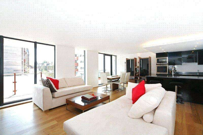 2 Bedrooms Flat for sale in Barlby Road, North Kensington, W10