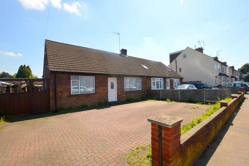 3 Bedrooms Bungalow for sale in Linden Road, Luton, Bedfordshire, LU4 9QZ
