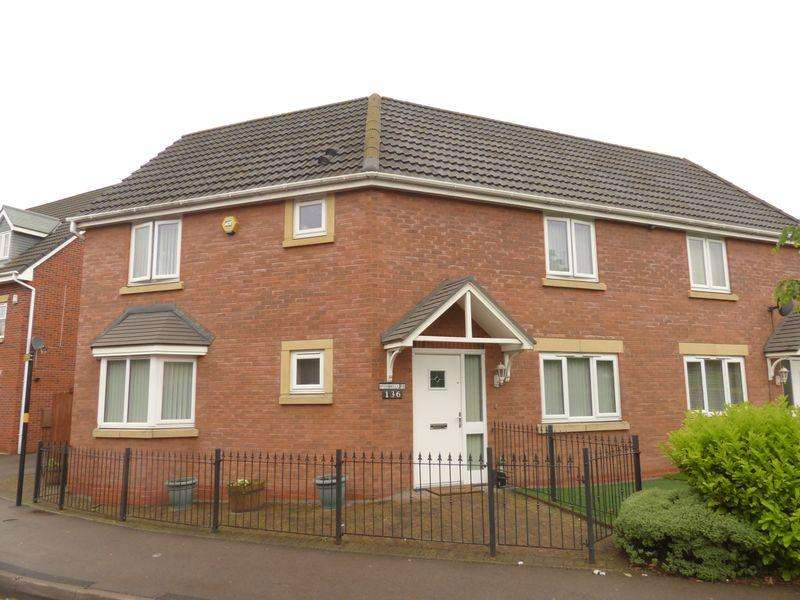 3 Bedrooms Semi Detached House for sale in Broomhill Road, Perry Common, Birmingham